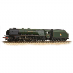 Graham Farish 372-181A Princess Coronation 46221 Queen Elizabeth BR Green EE